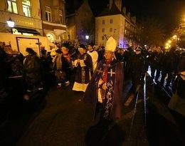 Kondukt żałobny Pawła Adamowicza, arcybiskup Sławoj Leszek Głódź