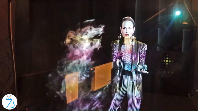 Kora, Hologram Kory
