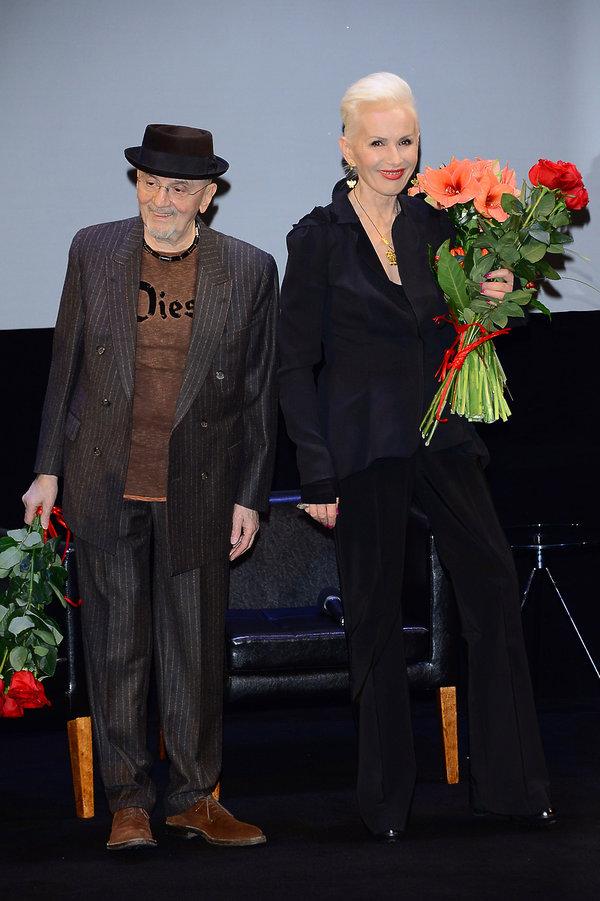 Kora i Tomasz Stańko