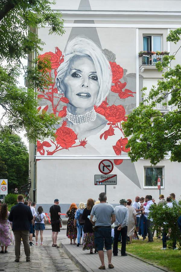 Kora mural, Bielany
