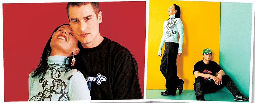 Kora z synami, Mateusz Jackowski i Szymon Sipowicz, VIVA! 2004 rok