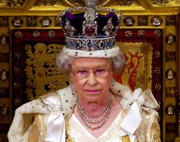 Ile waży korona Elżbiety II? Jest taka ciężka, że mogłaby złamać szyję!