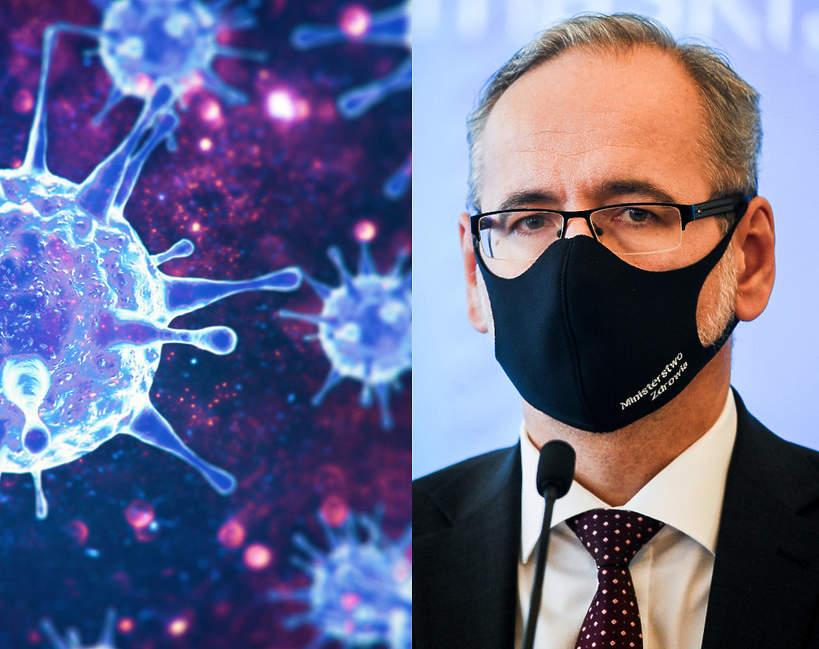 Koronawirus, Adam Niedzielski, konferencja 24.02.2021