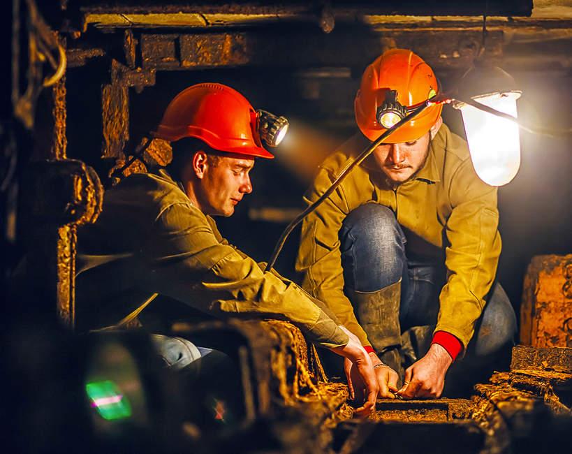 koronawirus, kopalnie, górnicy