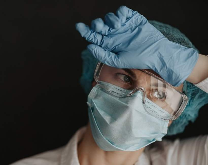 Koronawirus, służba zdrowia