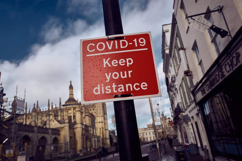 Koronawirus, Wielka Brytania, lockdown UK