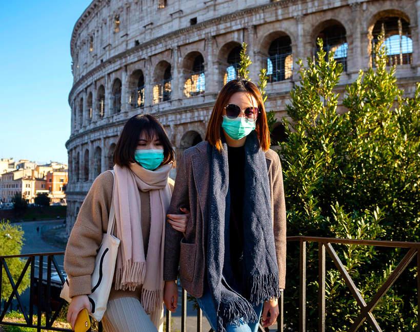 Koronawirus, wirus, Włochy
