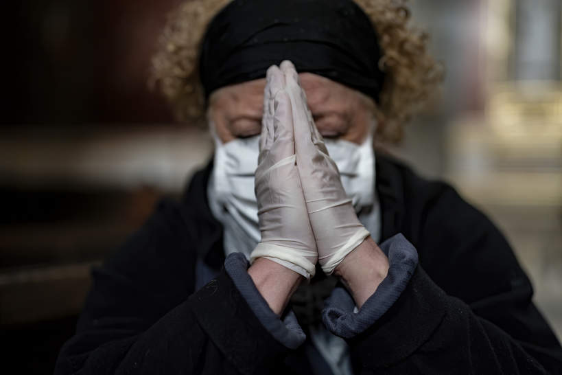 kościół a pandemia