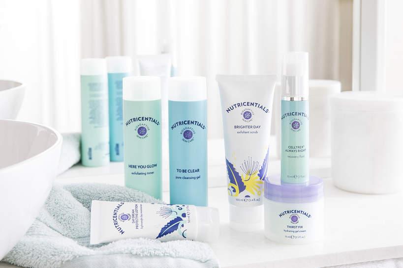 Kosmetyki Nu Skin z serii Nutricentials