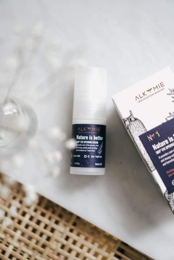 Kosmetyki polskiej marki Alkmie