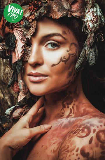 kosmetyki w eko opakowaniach ze szkła
