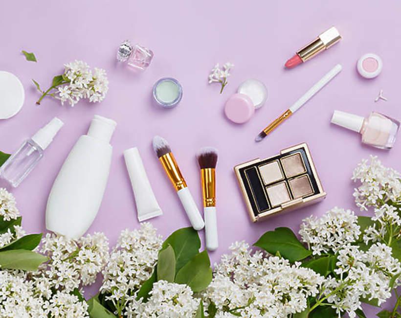 kosmetyki wiosenne porządki