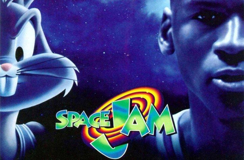 Kosmiczny mecz, Space Jam, Michael Jordan