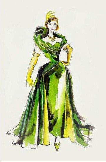 Kostiumy Sandy Powell