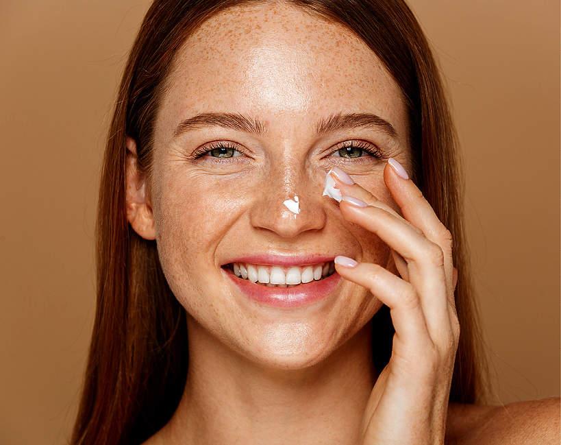 Krem do twarzy dla kobiet do skóry wrażliwej