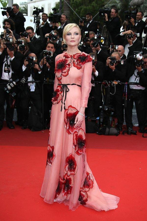 Kristen Dunst, Cannes 2016