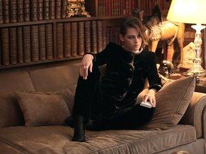 """Kristen Stewart mówi w wideo """"Mademoiselle Privé"""""""