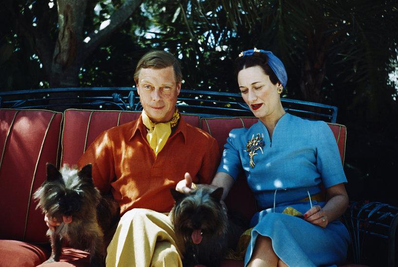 król Edward VIII, Wallis Simpson