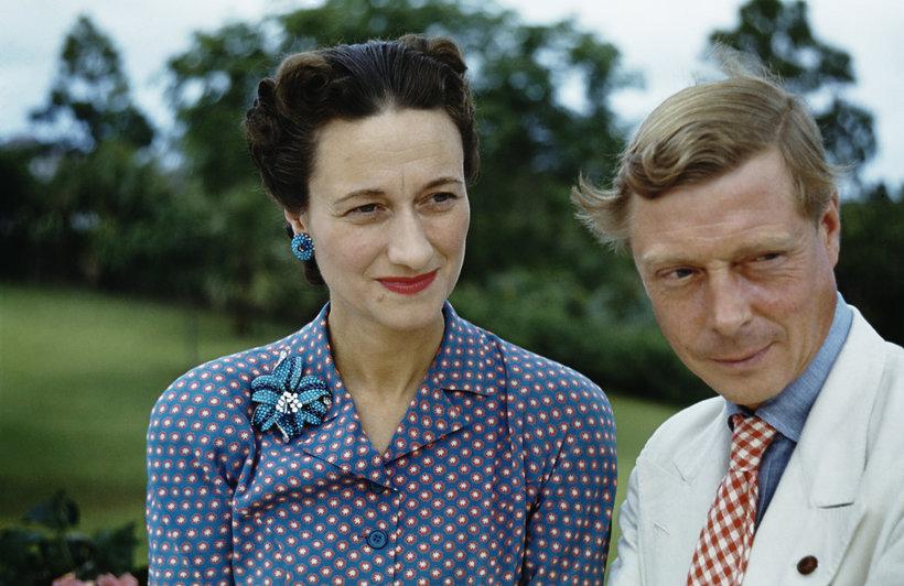 król Edwarda VIII, Wallis Simpson
