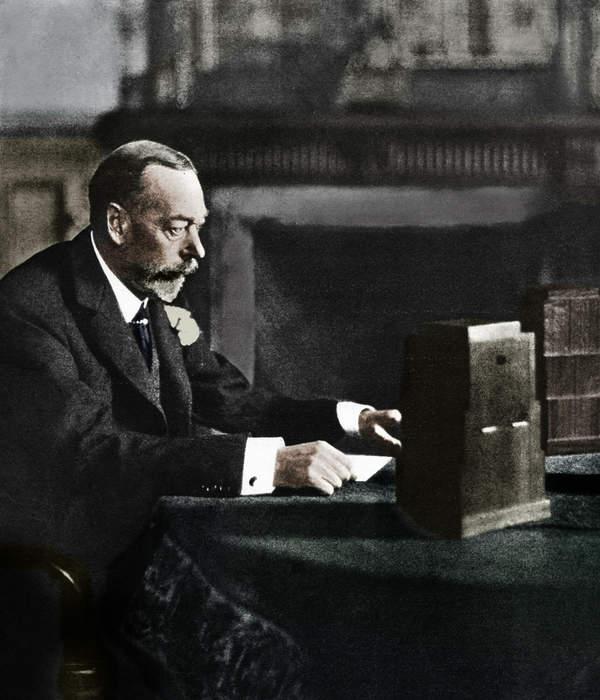 Król Jerzy V eutanazja