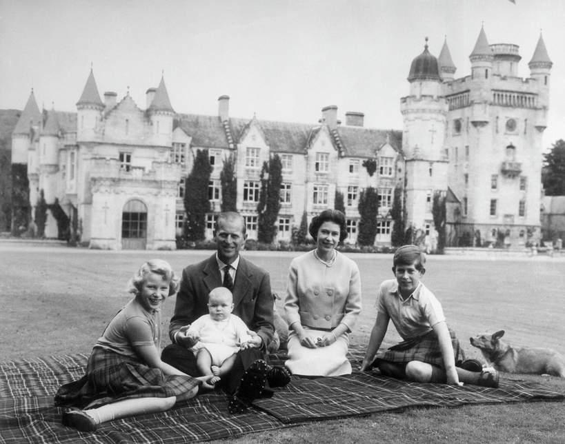 Królewska posiadłość w Balmoral - jak wygląda?
