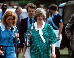 Królewskie ciąże, księżna Diana w ciąży