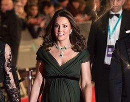 Królewskie ciąże, księżna Kate w ciąży