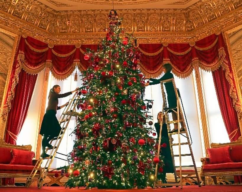 królewskie święta, święta w Windsorze, święta brytyjskiej rodziny królewskiej