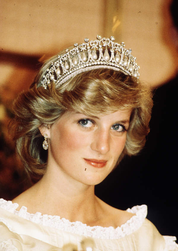 królewskie tytuły: Diana Spencer