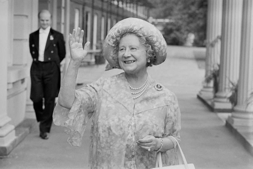 królewskie tytuły: Elżbieta Bowes Lyon