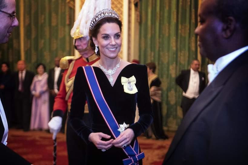 królewskie tytuły: Kate Middleton