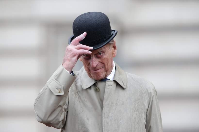 królewskie tytuły: książę Filip