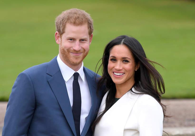 królewskie tytuły: książę Harry i Meghan Markle