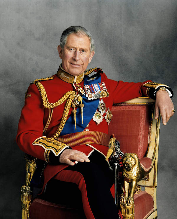 królewskie tytuły: książę Karol