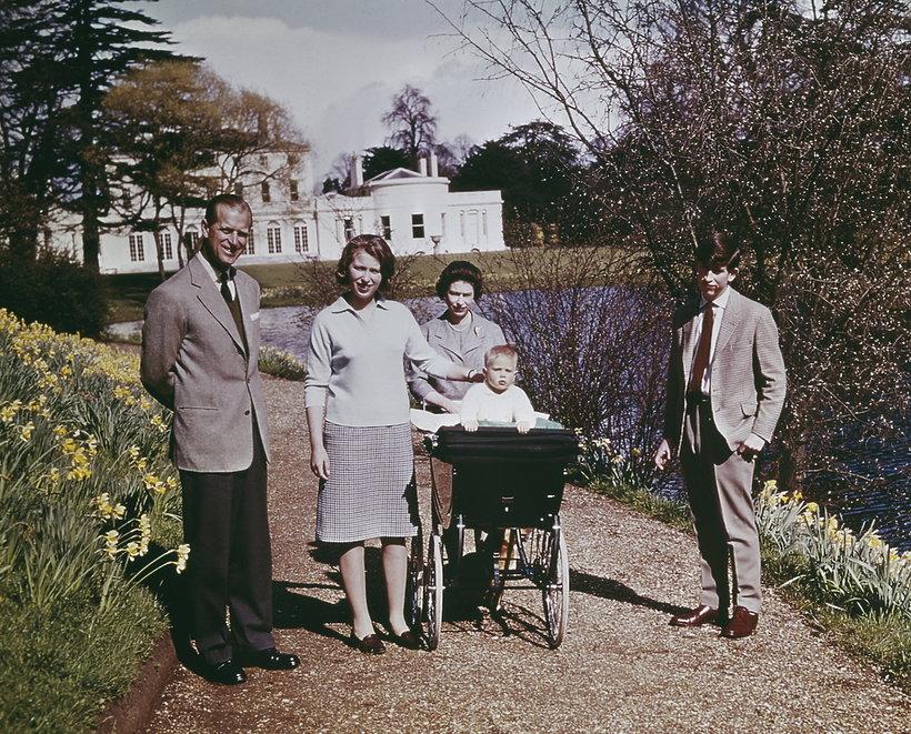 Królowa Elżbieta II 1964