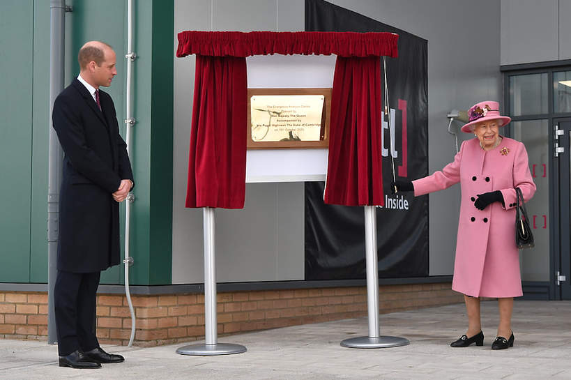Królowa Elżbieta II 2020 rok