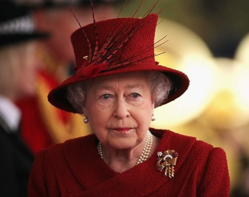 Królowa Elżbieta II 2021 rok