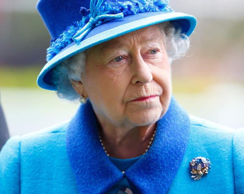 Królowa Elżbieta II, Annus Horriblis
