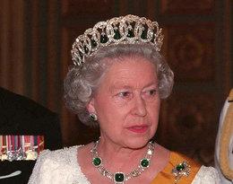 Królowa Elżbieta II, biżuteria królowej Elżbiety II, tiara królowej Elżbiety II