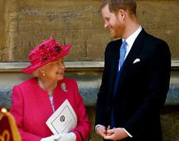 Królowa Elżbieta II pojednała się z wnukiem?!