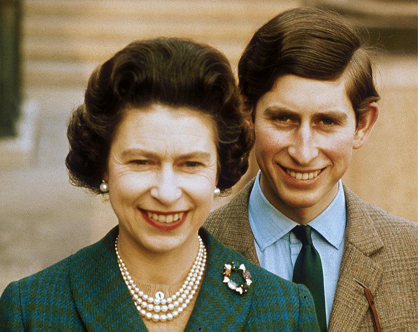 Królowa Elżbieta II, książęKarol