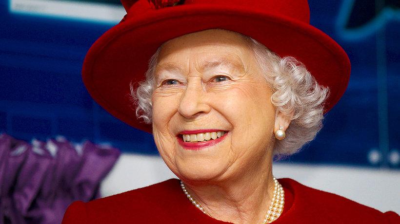 Królowa Elżbieta II MT