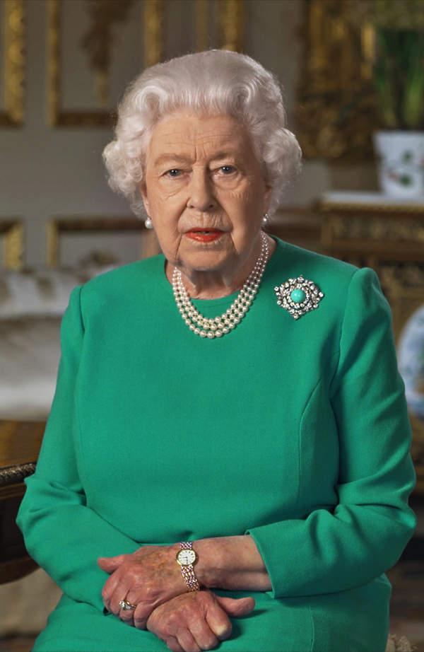 Królowa Elżbieta II przemówienie
