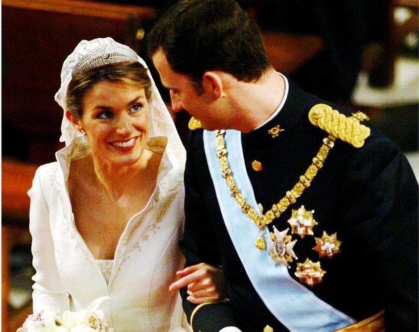 Królowa Letycja, królowa Letizia i król Felipe, król Filip
