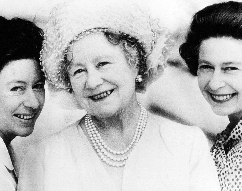 królowa matka, Elżbieta Bowes-Lyon, mama królowej Elżbiety II