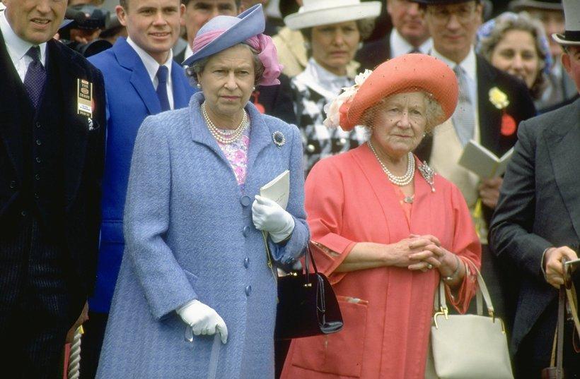 Królowa Matka, matka Elżbiety II, Elizabeth Bowes-Lyon