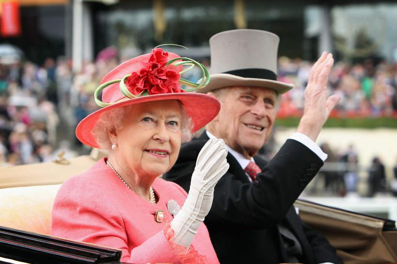 Królowa po śmierci Filipa