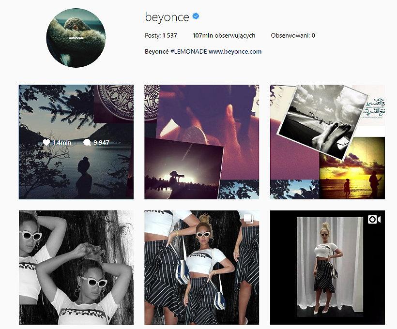 Królowe Instagrama