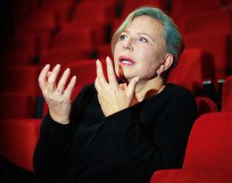 """Krystyna Janda o święcie kina: """"Cannes? Ja tu przyjeżdżam do pracy!"""""""