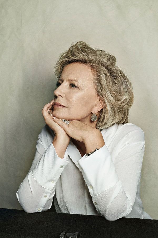 Krystyna Janda, Viva! luty 2015